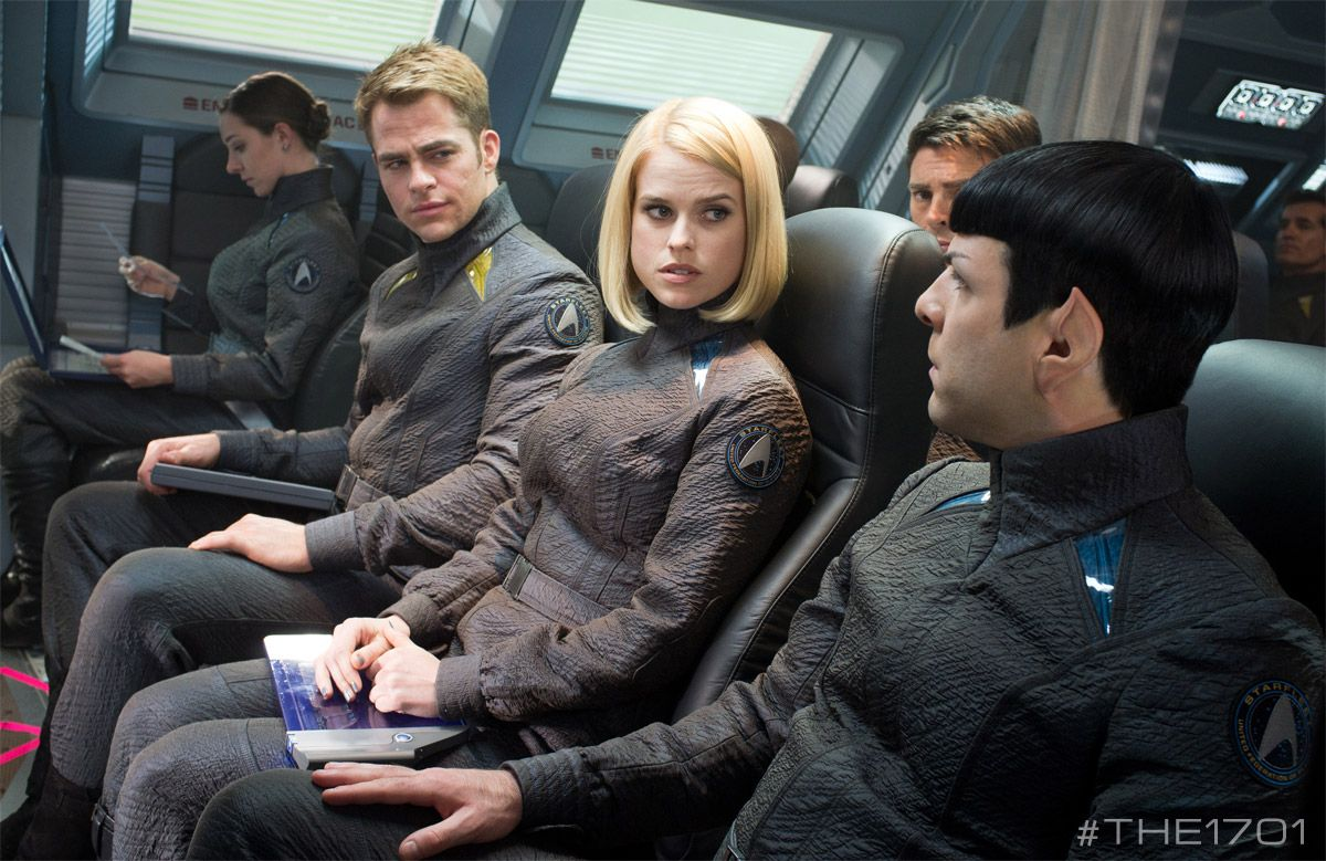 eve star trek into darkness Alice
