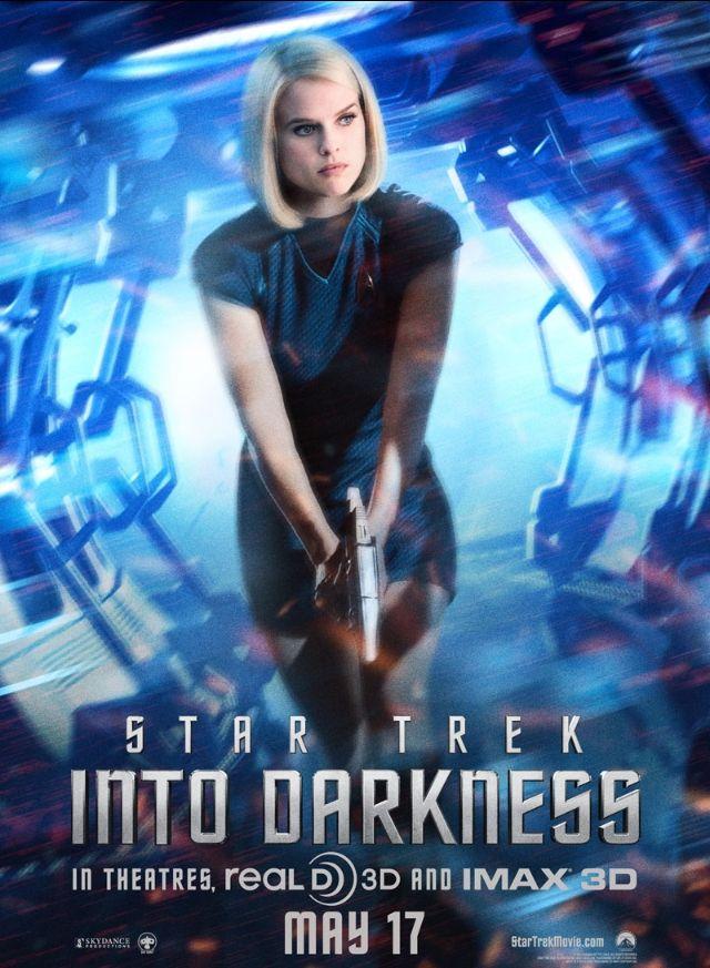 Darkness trek eve into alice star
