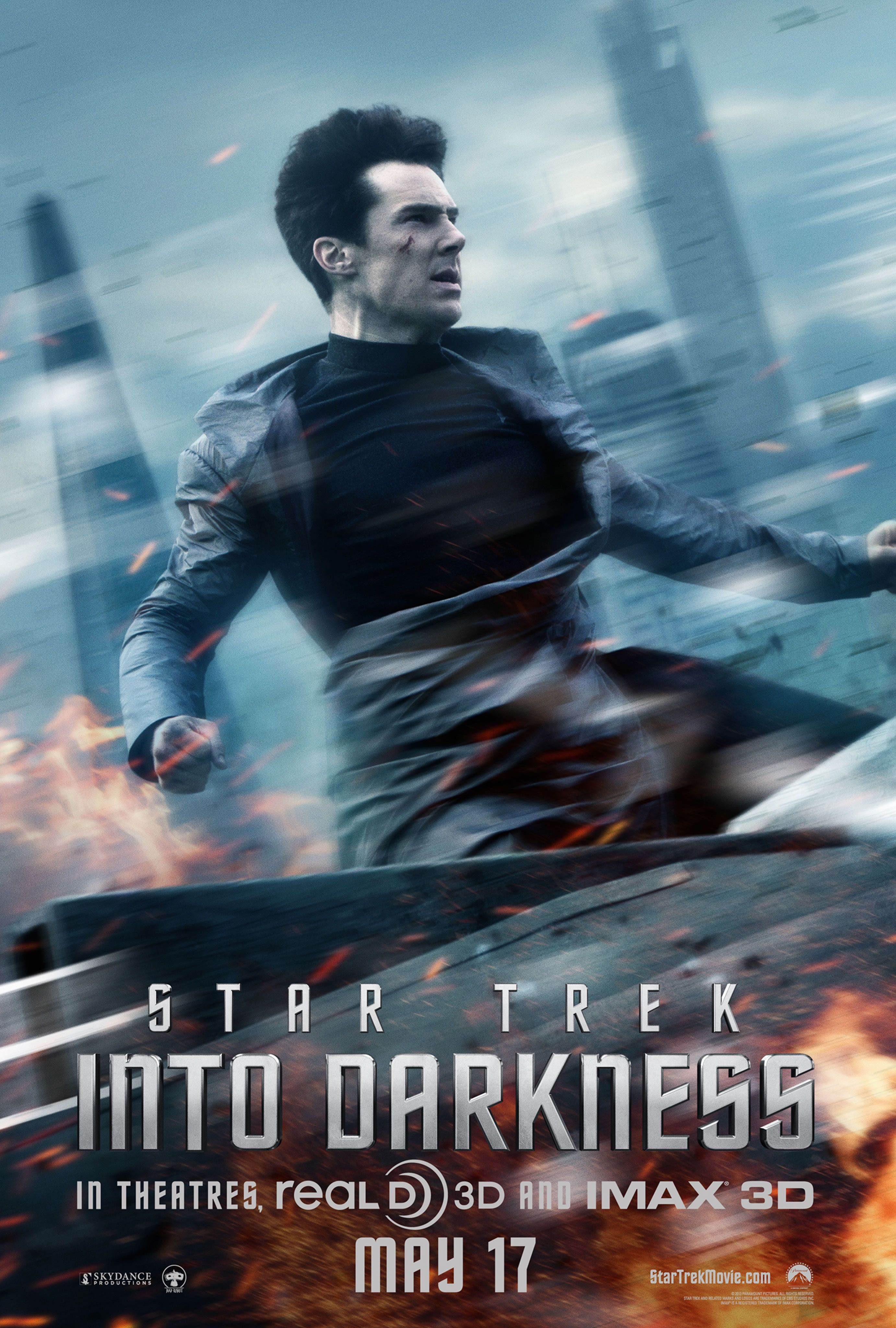 benedict cumberbatch talks star trek into darkness and his