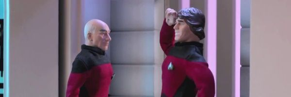star trek robot chicken clip chris pine patrick stewart