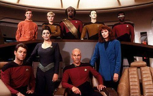 Image result for star trek the next generation season 1