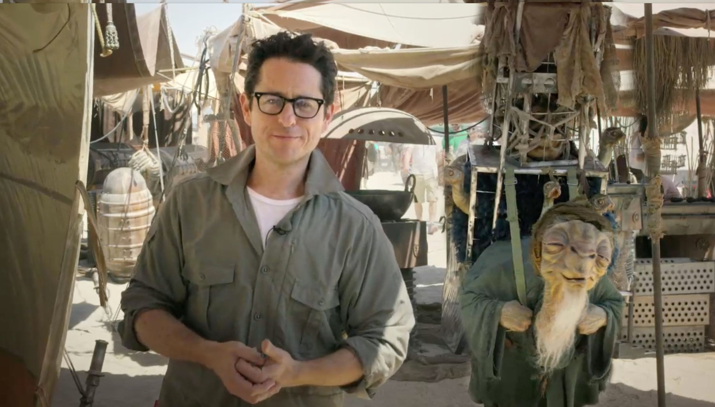 La Complex Season 1 Episode 7 Star Wars Episode Jj Abrams Alien