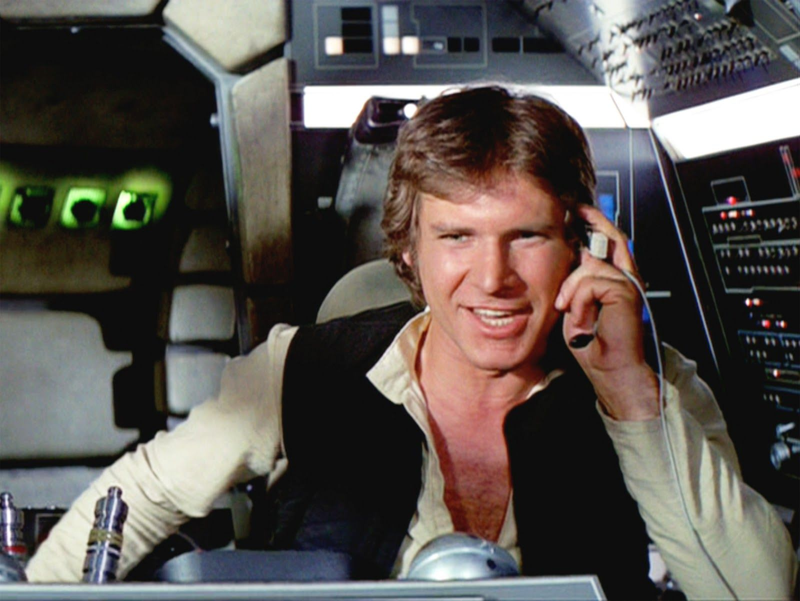 star wars han solo harrison ford - 'Solo': Harrison Ford Quietly Suggested on the Han Solo Origin Story