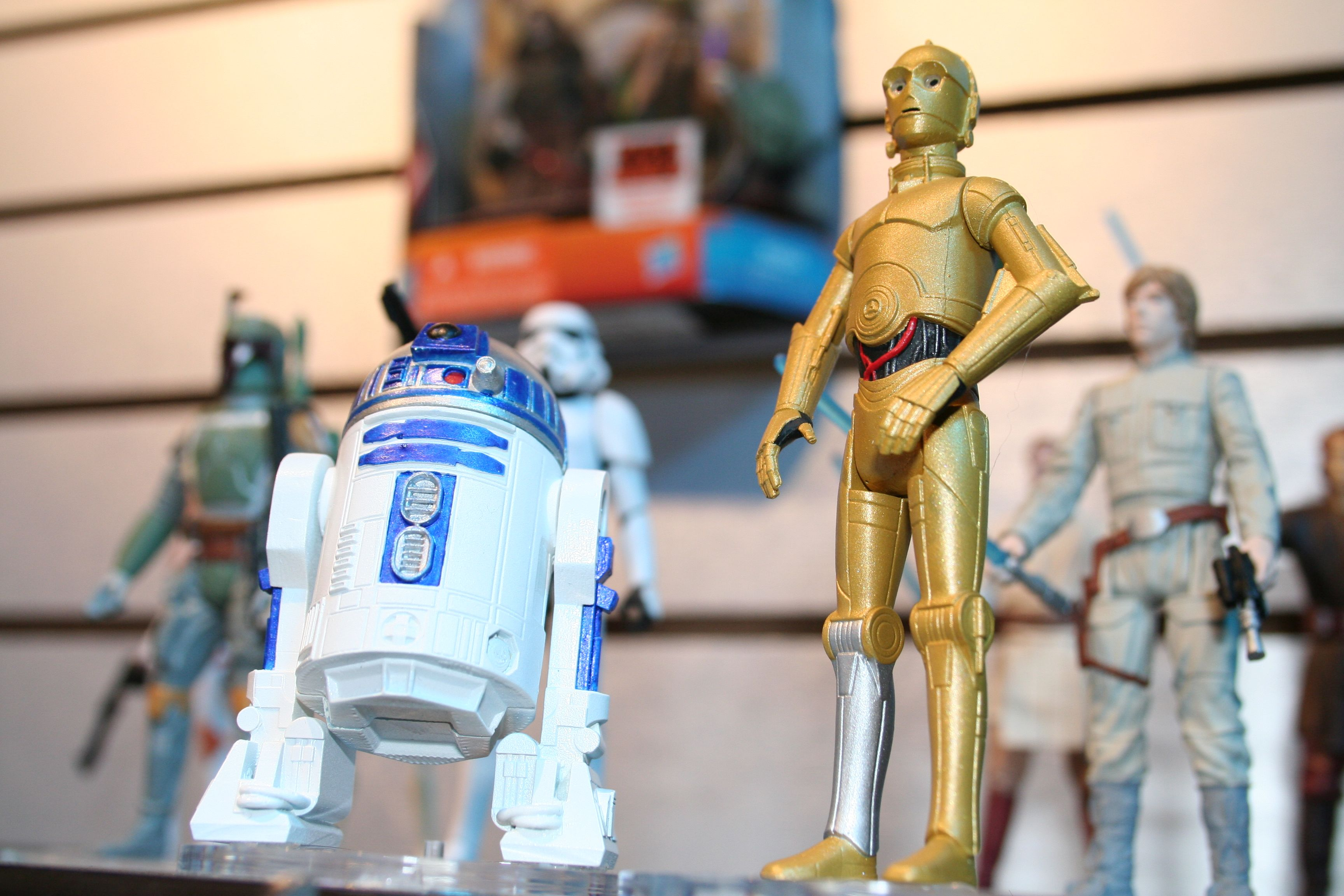 STAR WARS and STAR WARS REBELS Toys and Action Figure ...
