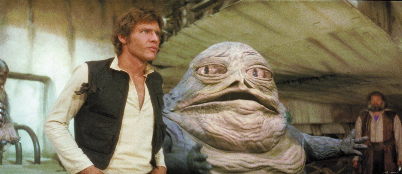Editorial: It's Time to Make Peace with STAR WARS | Collider Jabba The Hutt Choked