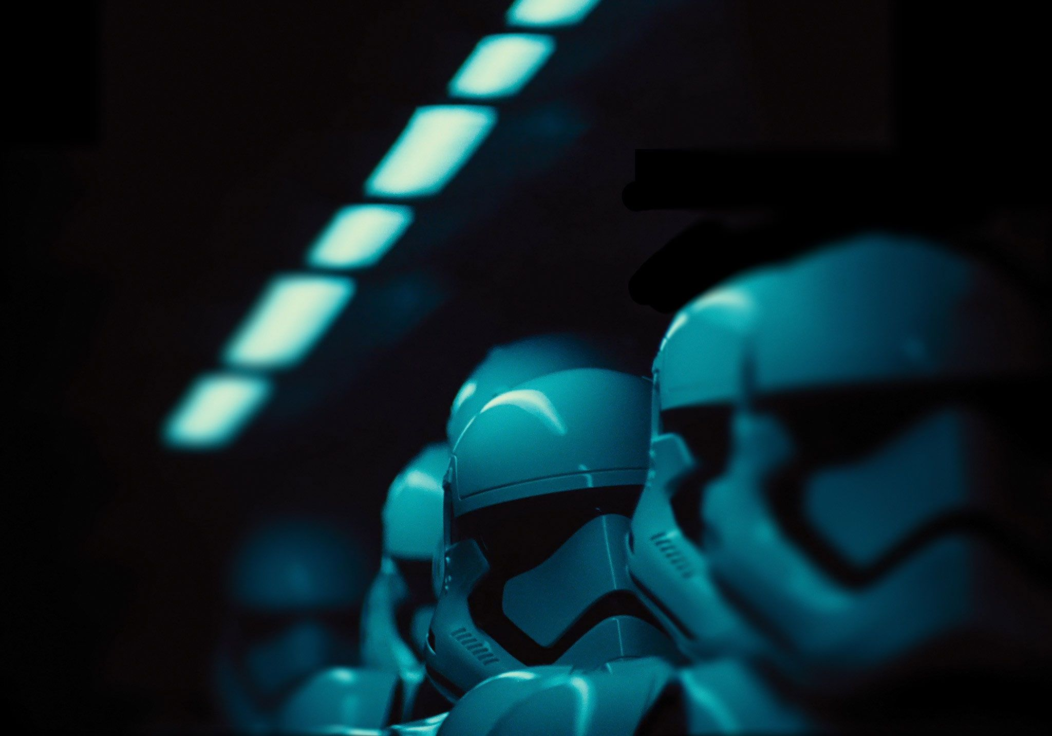 Star Wars The Force Awakens Stormtrooper Wallpaper