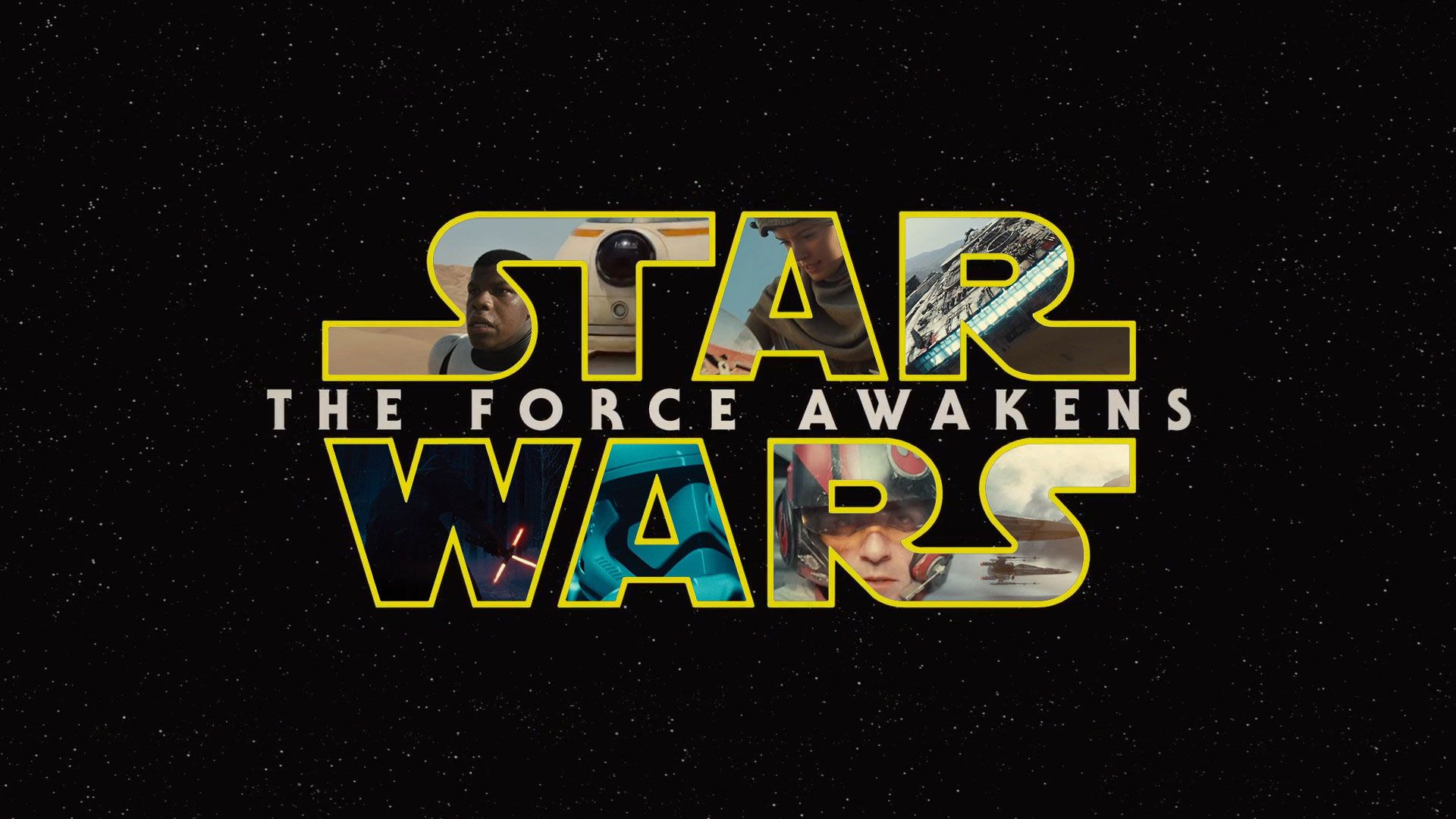 Star Wars The Force Awakens Wallpaper: Star Wars: The Force Awakens Wallpaper And Lego Trailer