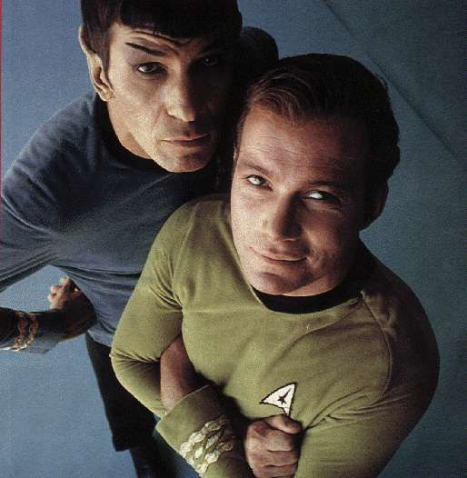 star_trek_tos kirk and spock