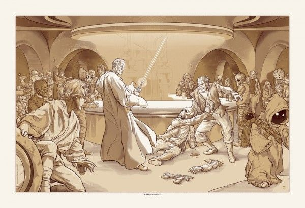 star_wars_poster_mondo_wretched_hive_martin_ansin