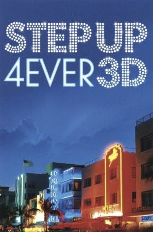 step-up-4ever-3d-poster