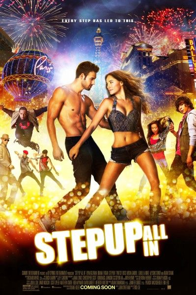 Briana Evigan STEP UP ALL IN