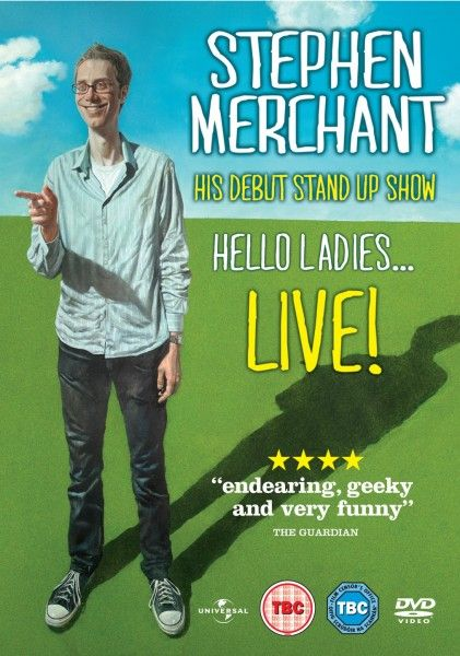 hello ladies poster stephen merchant