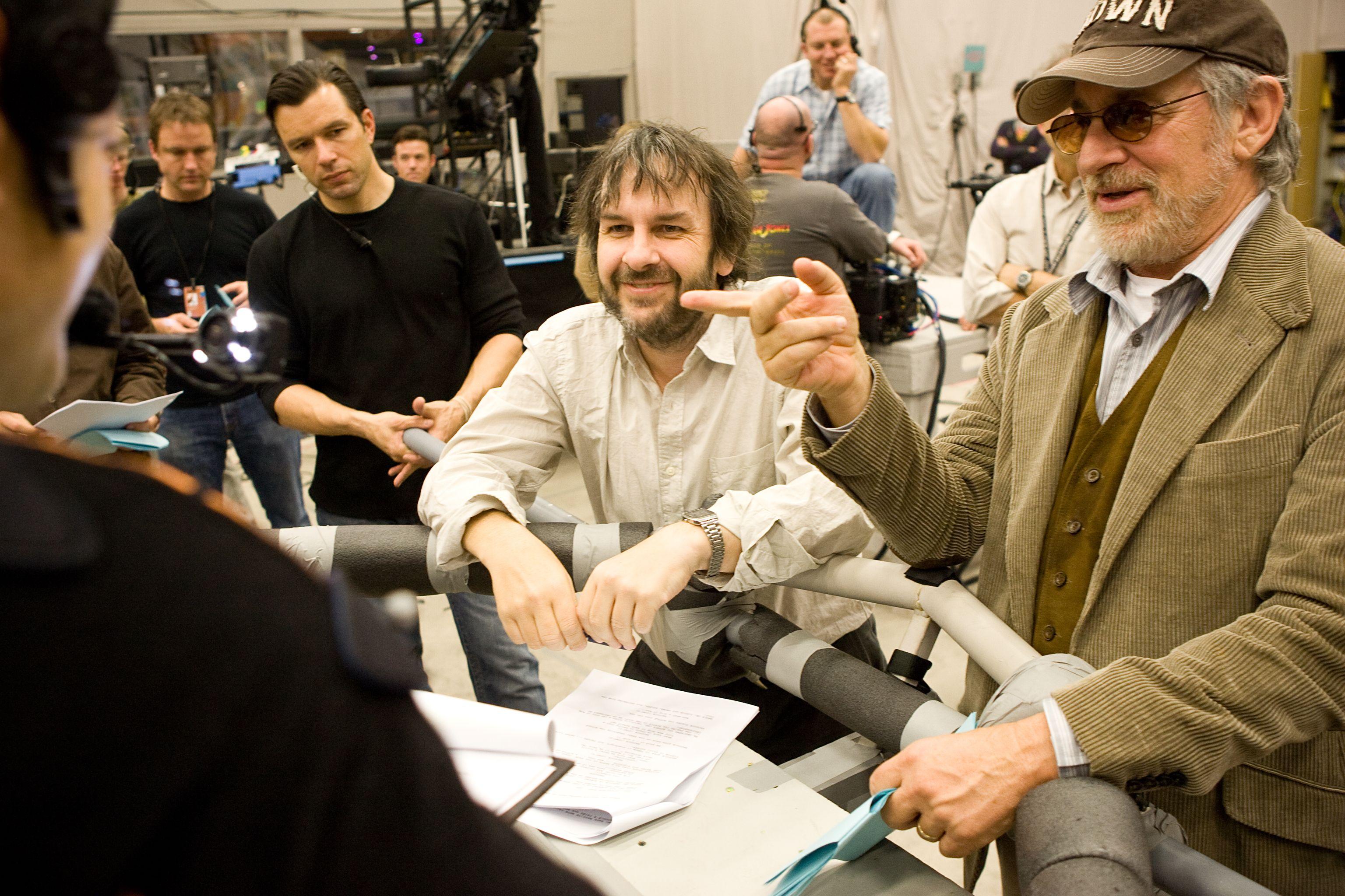 J J Abrams Steven Spielberg Back Home Movie Service