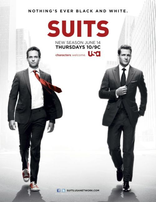 Suits - Stagione 5 (2016) [In corso 7/16] .mkv 720p DLMux - Ac3 ITA-ENG