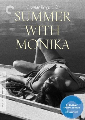 summer with monika criterion blu ray cover