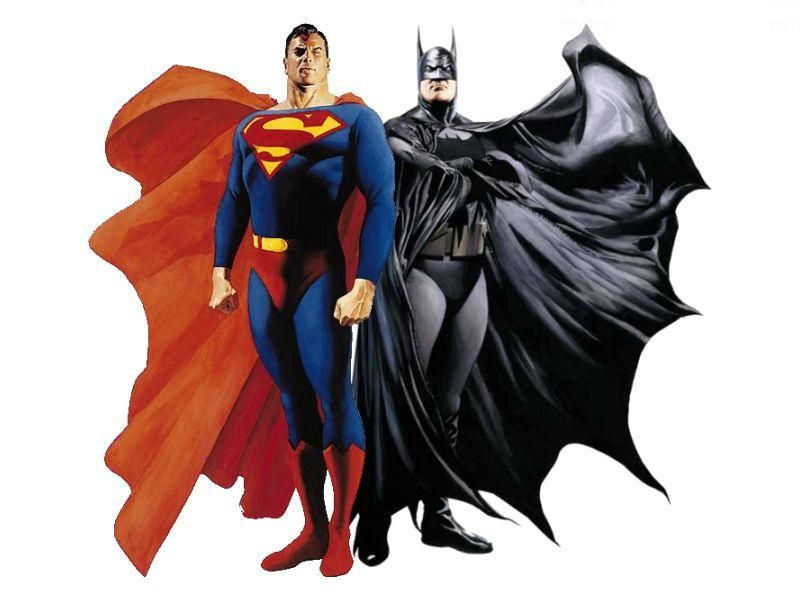 Image result for batman and superman
