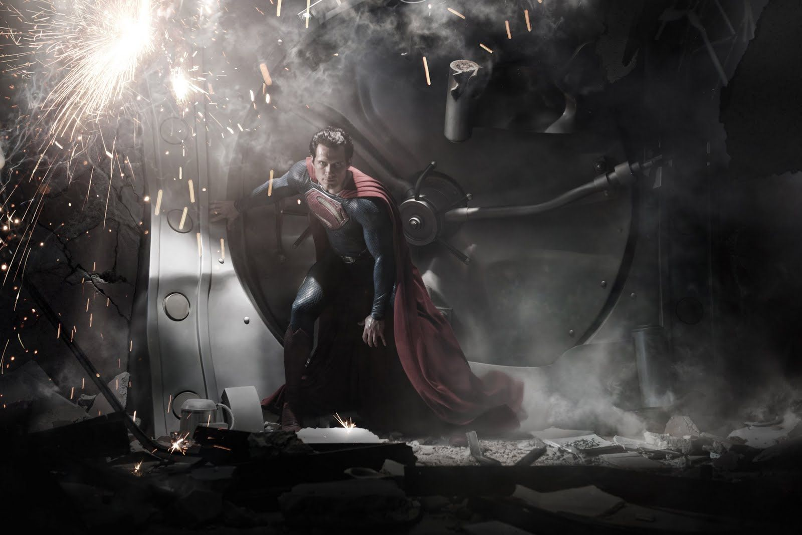 David S. Goyer Talks Naturalistic Approach to Superman in ...