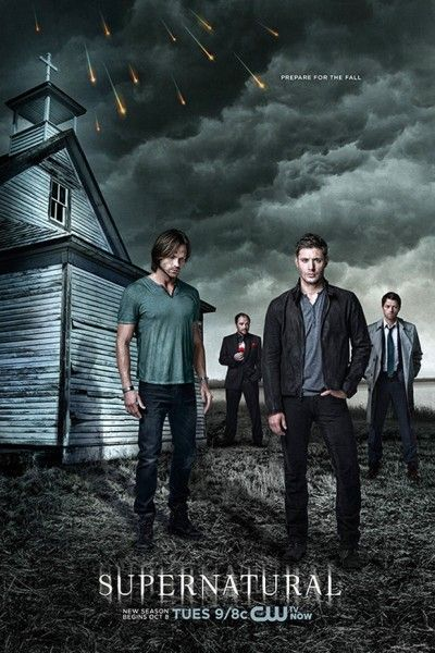 supernatural poster season 9