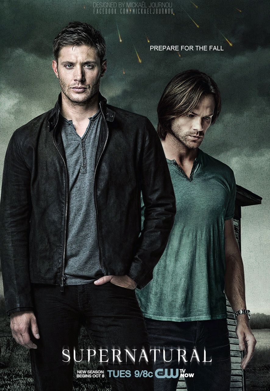 Supernatural Season 10: Jensen Ackles, Jared Padalecki ...