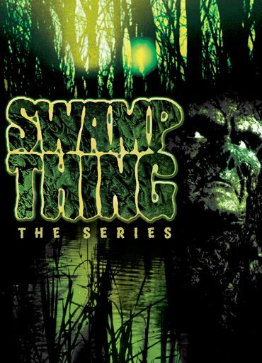 swamp thing set photo video