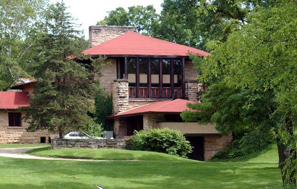 Frank Lloyd Wright Original Taliesin