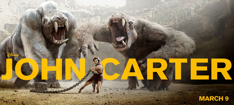 JOHN CARTER Movie Banners | Collider