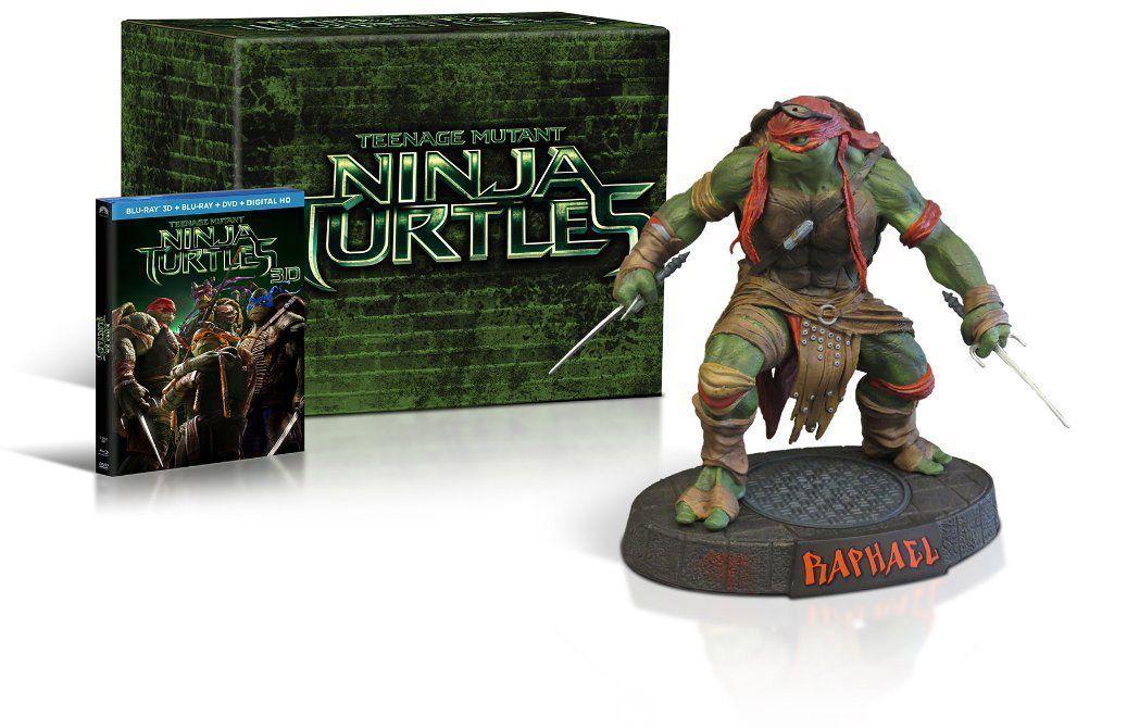 Amazon Unveils Teenage Mutant Ninja Turtles Blu-ray Gift Set ...