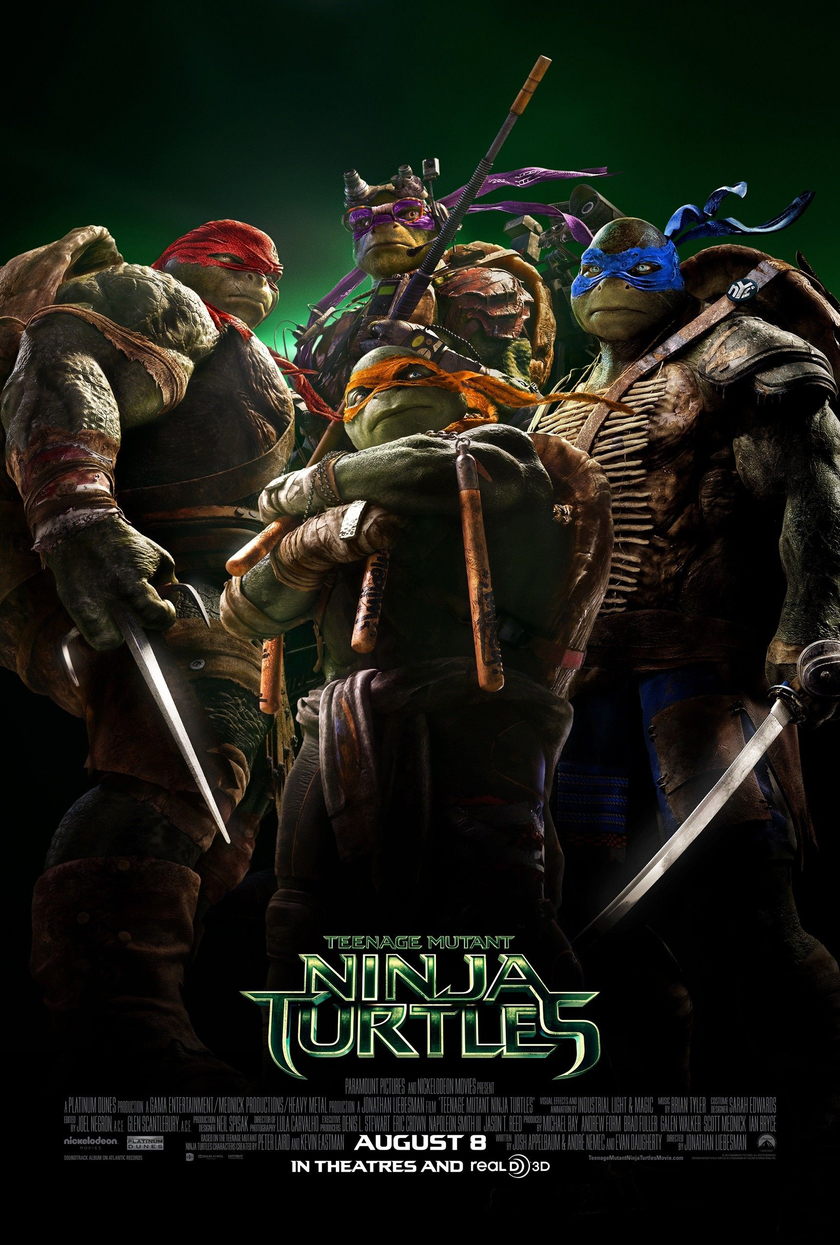 Teenage Mutant Ninja Turtles 2 Release Date Set for June 3 ...