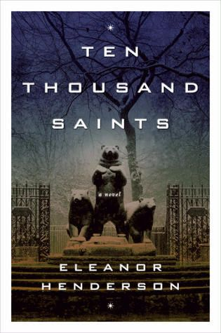 ten thousand saints book cover