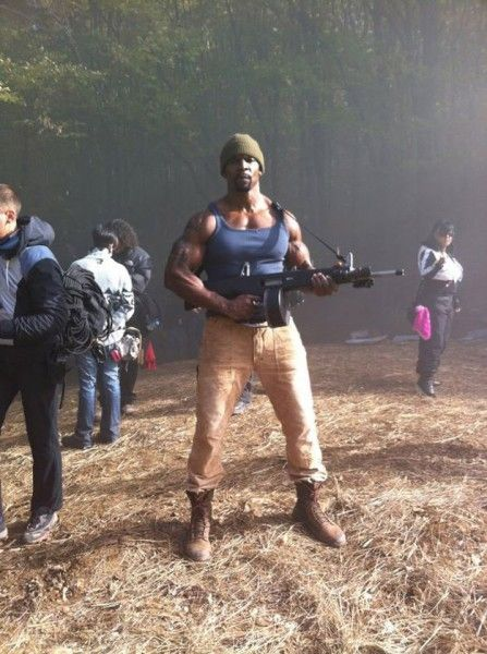 terry-crews-expendables-2-set-photo
