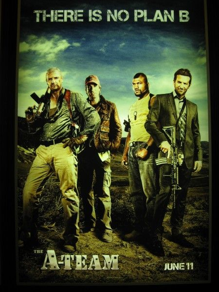 The A-Team movie poster
