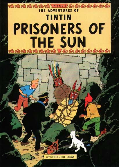 the-adventures-of-tintin-prisoners-of-the-sun-book-cover