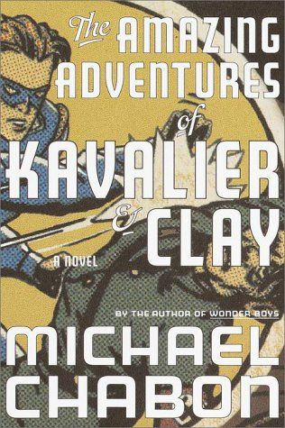 the-amazing-adventures-of-kavalier-clay-book-cover