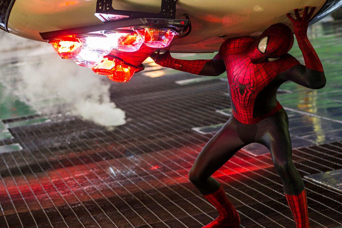The Amazing SpiderMan 2012  IMDb