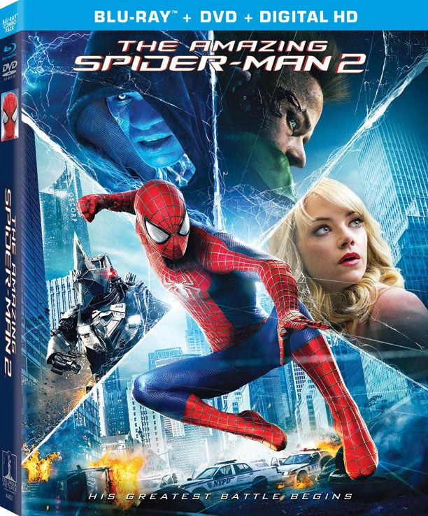 The amazing spider man 2 netflix