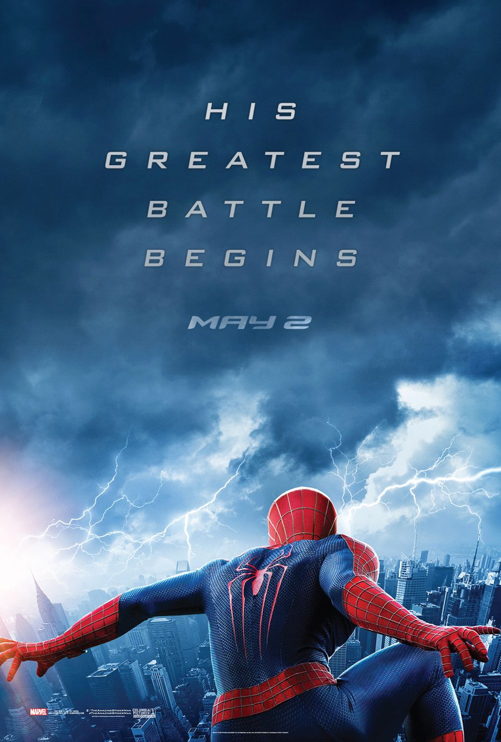 the amazing spiderman 2 poster the amazing spiderman 2