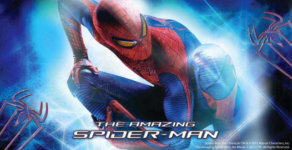 The Amazing Spider Man Banner Image 1