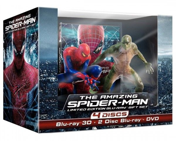 the-amazing-spider-man-blu-ray-collectibles