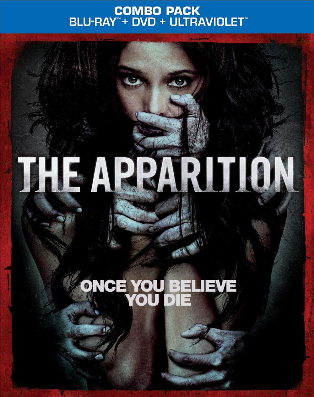 The apparition blu ray review collider