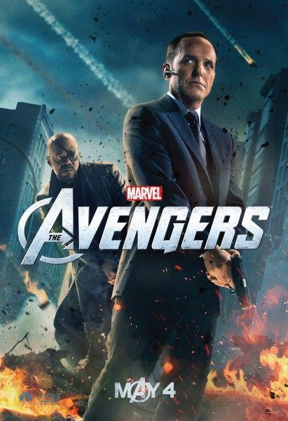 the-avengers-clark-gregg-agent-coulson-poster
