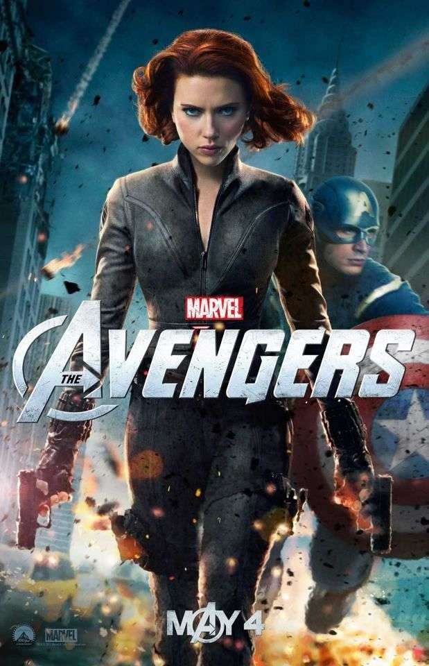 avenger english movie