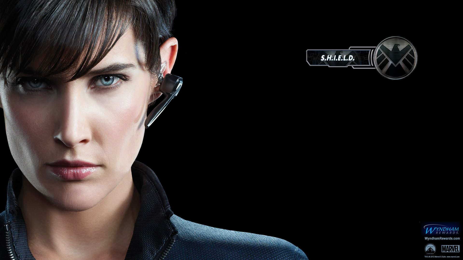 The Avengers Wallpaper Maria Hill