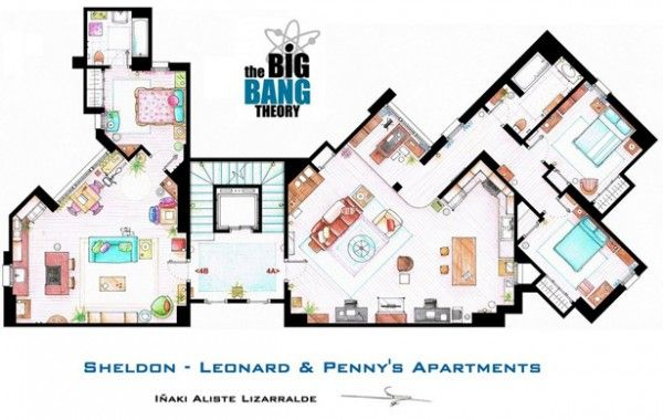 the-big-bang-theory-floor-plan