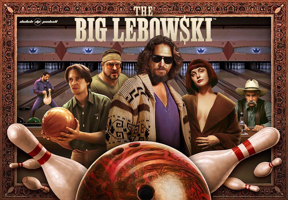 The Big Lebowski Pinba...