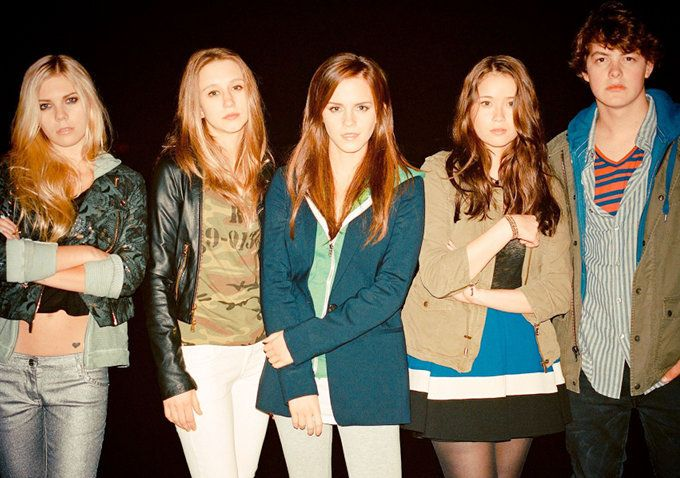 the bling ring images featuring emma watson The Bling Ring Official Trailer 2013 Emma Watson Movie [HD] 680x478