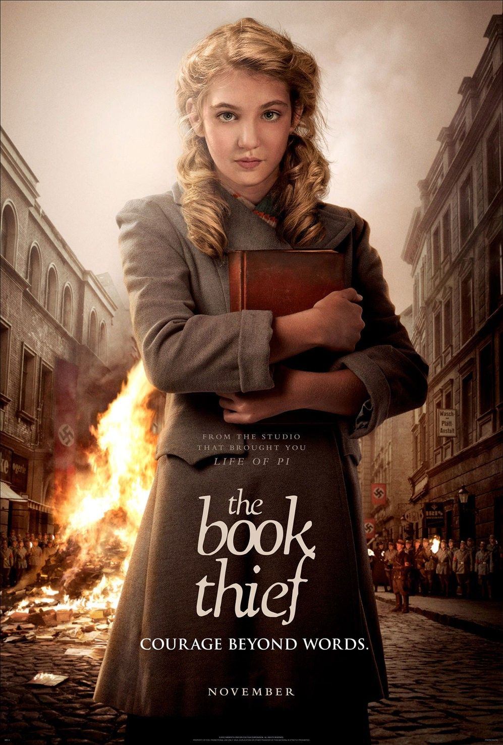 book theif The book thief by markus zusak is a novel of cruelty, poverty, and hope liesel meminger is a young girl who has been placed in foster care by her mother liesel's brother dies en route to their new home and this leaves liesel traumatized, causing her to have terrible nightmares in the middle of the .
