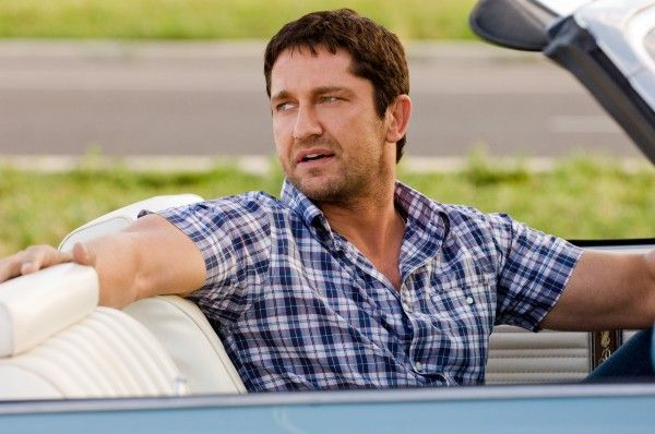 The Bounty Hunter movie image Gerard Butler