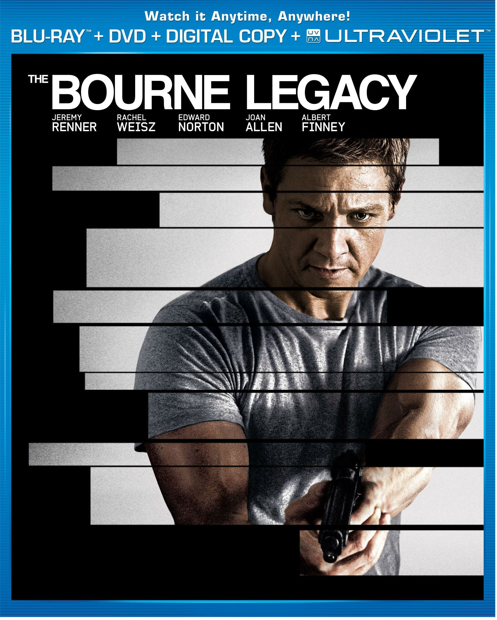 THE BOURNE LEGACY Blu-ray Review. THE BOURNE LEGACY Stars ...