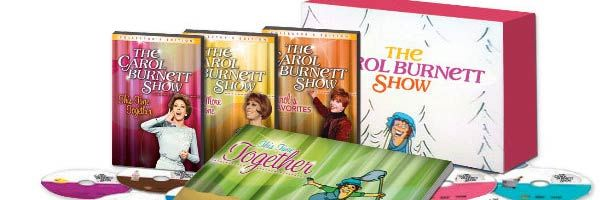 Carol Burnett ultimate collection