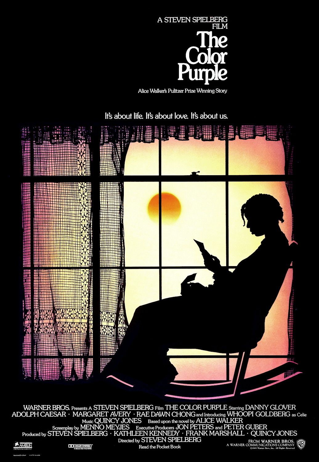 a look at life in the novel the color purple by alice walker Take a look at the novel still closest to anne tyler's heart and the pages which make neil gaiman the most proud as we as the stage version of the color purple arrives in as the color purple: the musical hits the london stage, alice walker remembers the novel's origins published.